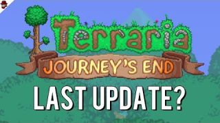 Terraria 1.4... the last update? (Journey's End)