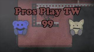 Teeworlds - Pros play TW 99: OOOOOAARRR!!
