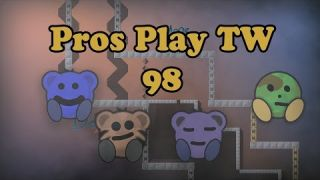 Teeworlds - Pros play TW 98: Lost tapes #2