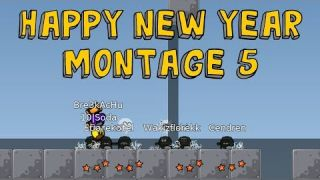 [Teeworlds] Happy New Year Montage 5